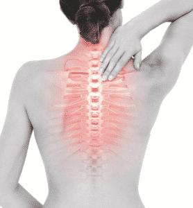 Лечение боли в грудном отделе в Полтаве