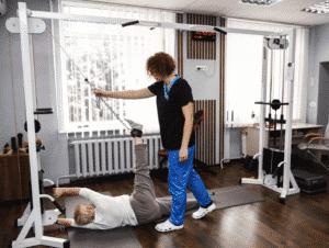 Физическая реабилитация после переломов в Полтаве